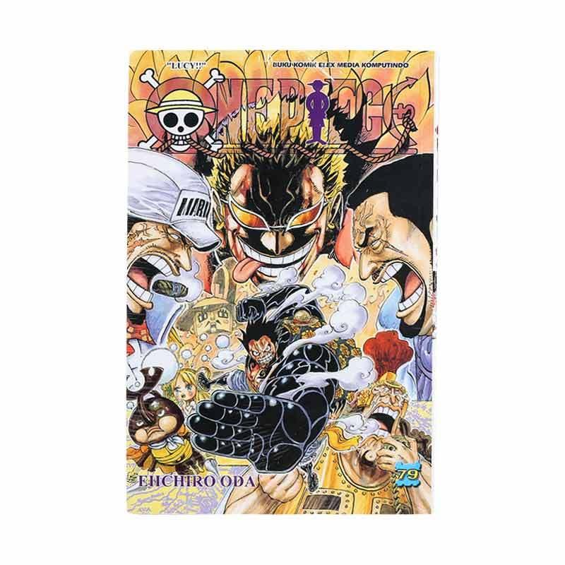Elex Media Komputindo One Piece 79 717010041 by Eiichiro Oda Buku Komik