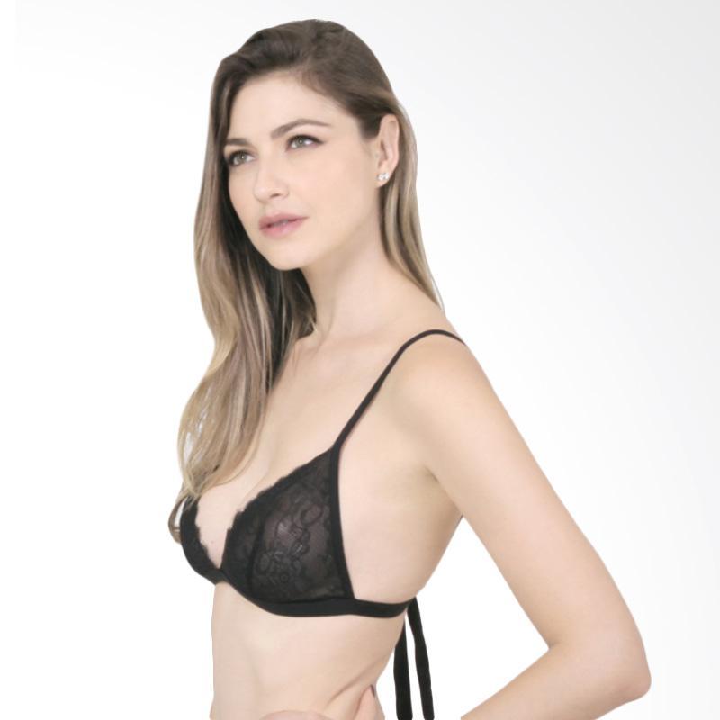 Jual Raquel Lingerie Lucy Lingerie Top - Black Online - Harga   Kualitas  Terjamin  799d56bef4
