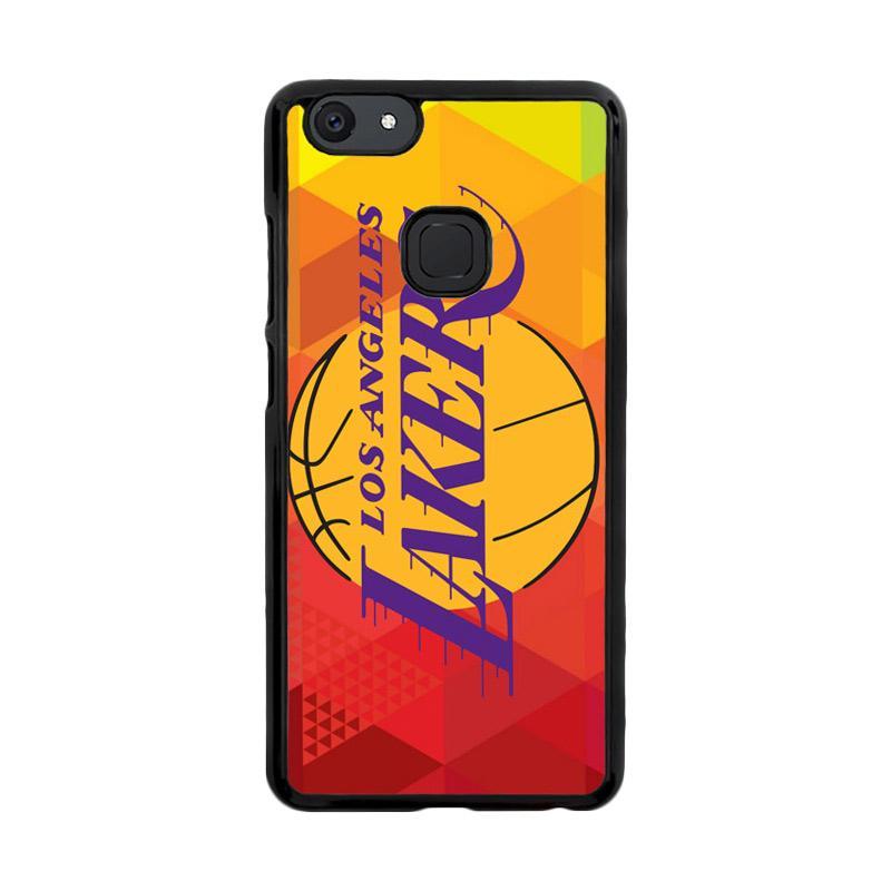 Flazzstore La Lakers Basketball Team Logo Z2991 Custom Casing for Vivo V7