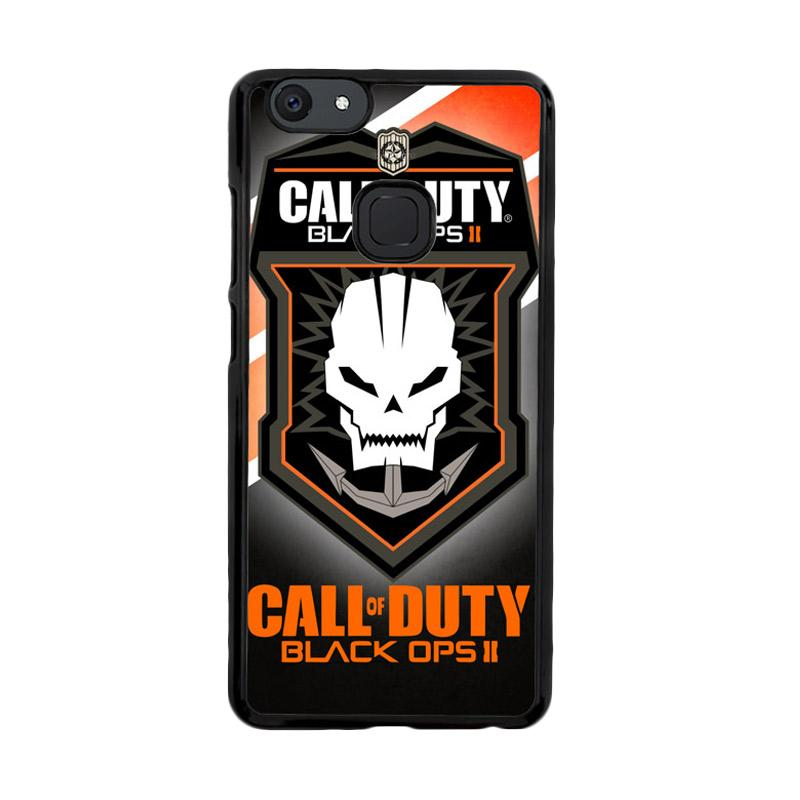 Flazzstore Call Of Duty Black Ops 2 Logo Z3308 Custom Casing for Vivo V7