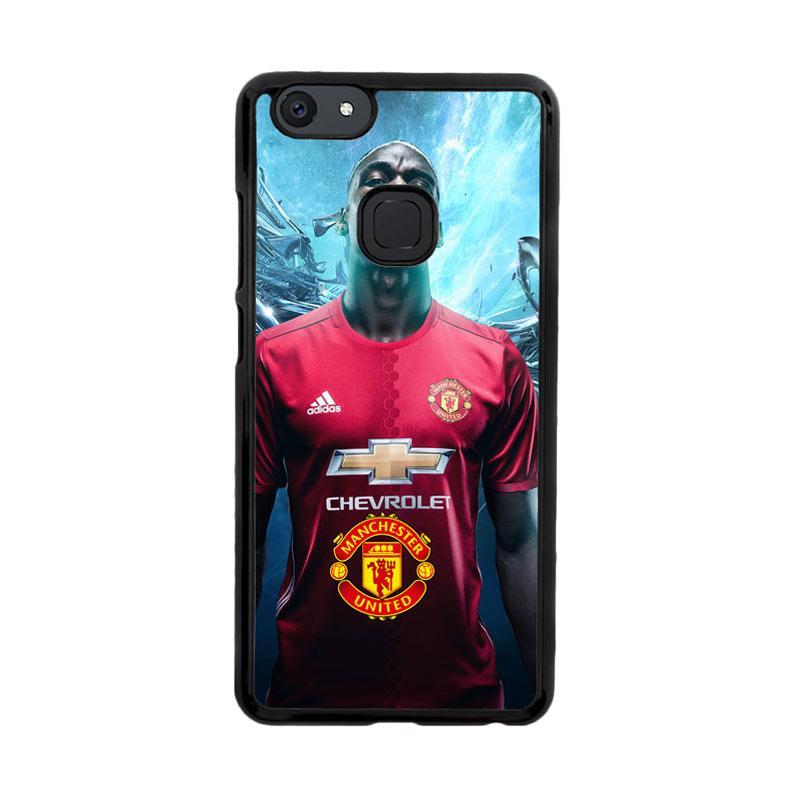 Flazzstore Paul Pogba Manchester United  Z3967 Custom Casing for Vivo V7