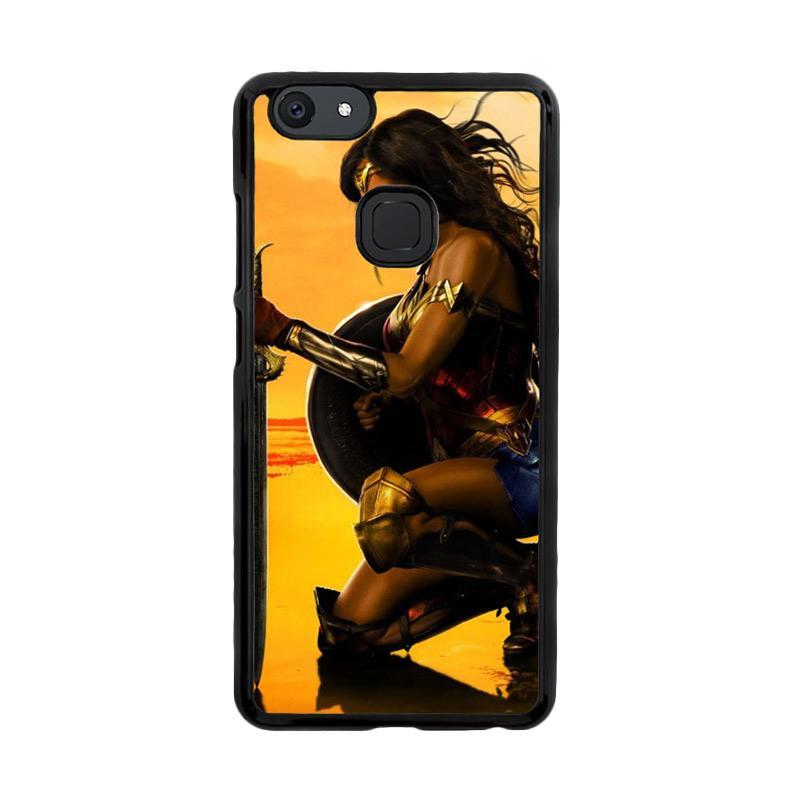 Flazzstore Wonder Woman O068 Custom Casing for Vivo V7