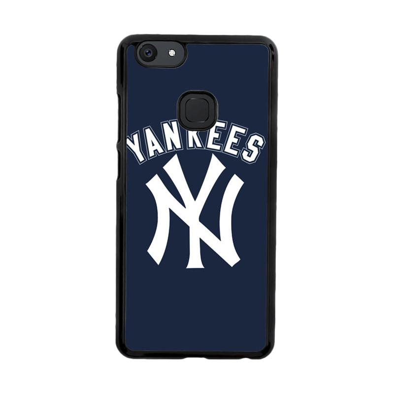 Flazzstore Mlb New York Yankees Z4124 Custom Casing for Vivo V7