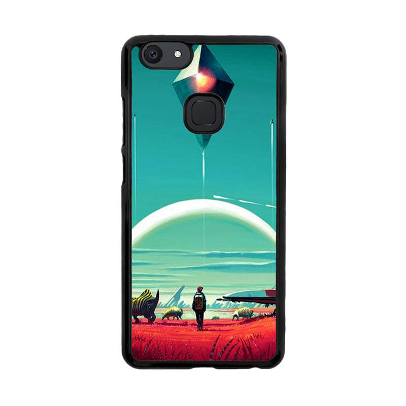 Flazzstore No Mans Sky Z4282 Custom Casing for Vivo V7