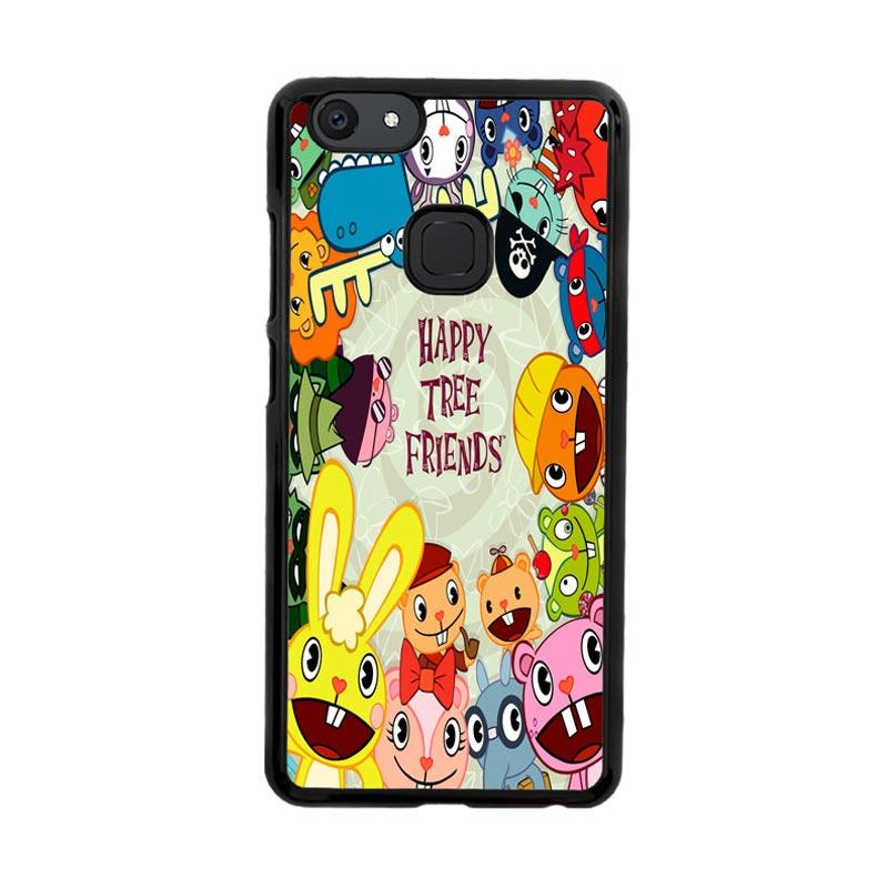 Flazzstore Happy Tree Friends Character Z0900 Custom Casing for Vivo V7