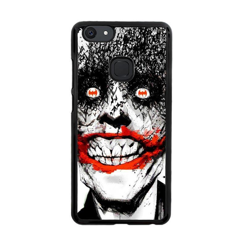 Flazzstore Creepy Smile Face Joker Z0981 Custom Casing for Vivo V7