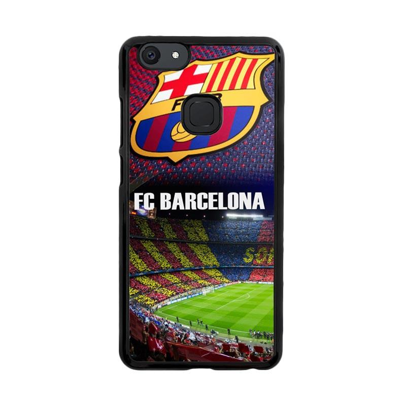 Flazzstore Fc Barcelona Champions League X3132 Custom Casing for Vivo V7