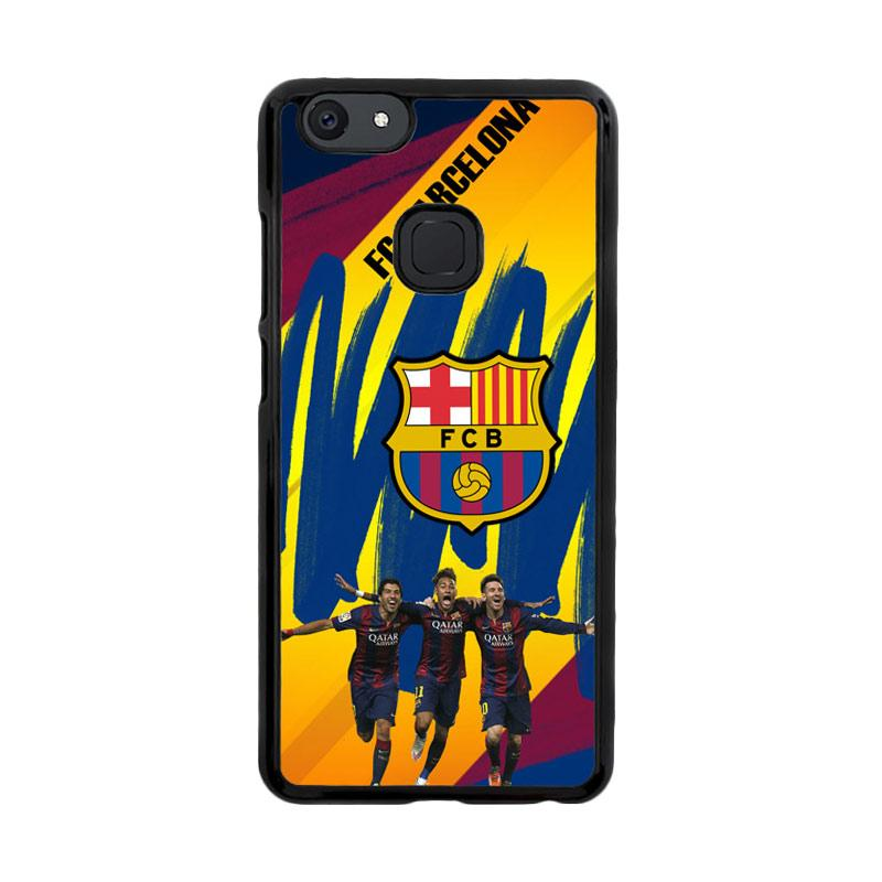Flazzstore Fc Barcelona Wallpapers X3135 Custom Casing for Vivo V7