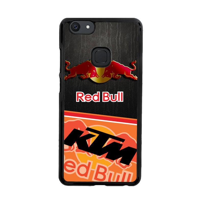 Flazzstore Red Bull Ktm Logo X3238 Custom Casing for Vivo V7