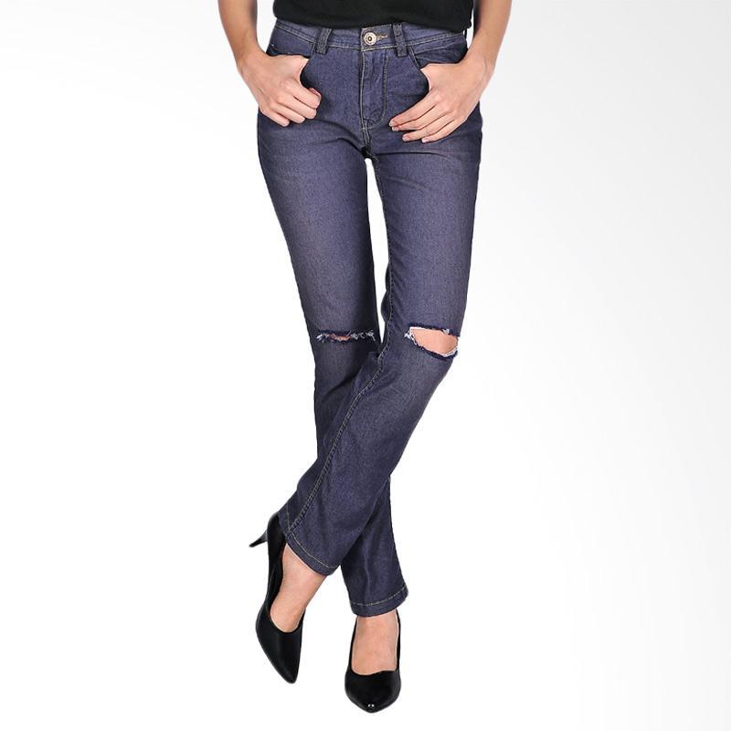 SJO & SIMPAPLY Rasety Women's Jeans - Light Purple