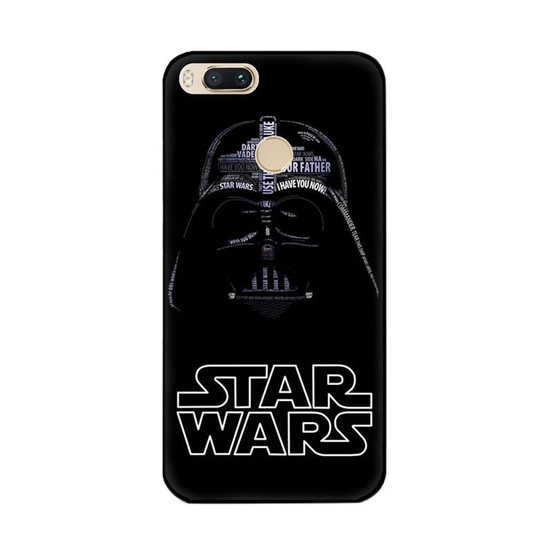 harga Flazzstore Star Wars Darth Vader X4468 Custom Casing for Xiaomi Mi A1 or Xiaomi Mi 5X Blibli.com