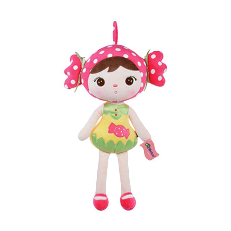 harga Metoo Metoo Angela Candy Boneka - Pink Blibli.com