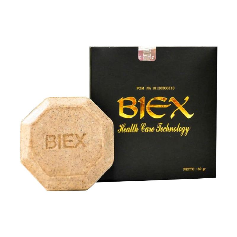 BIEX Sabun Pengencang Payudara [60 g/ Original]
