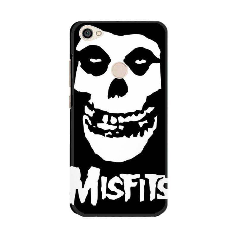 harga Flazzstore Horror Punk Rock Band Misfits Skull Z0506 Custom Casing for Xiaomi Redmi Note 5A Prime Blibli.com