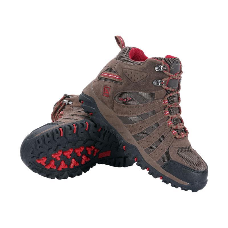 Snta Women Series Sepatu Outdoor - Brown [606]