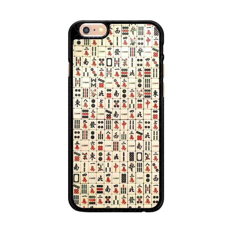 harga Flazzstore Mahjong Y2167 Premium Casing for iPhone 6 or 6S Blibli.com
