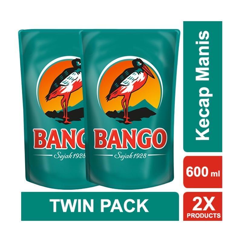 BANGO Kecap Manis Twin Pack [600 g/2 pcs]
