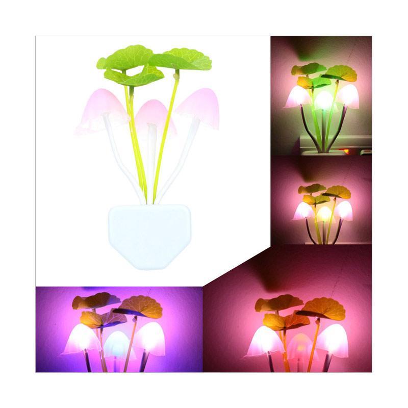 Jual Lampu Tidur LED Bentuk Jamur Mini / Lampu Dekorasi / Lampu Sensor Redup Otomatis Awet Dan Tidak Panas Online - Harga & Kualitas Terjamin   Miube.com