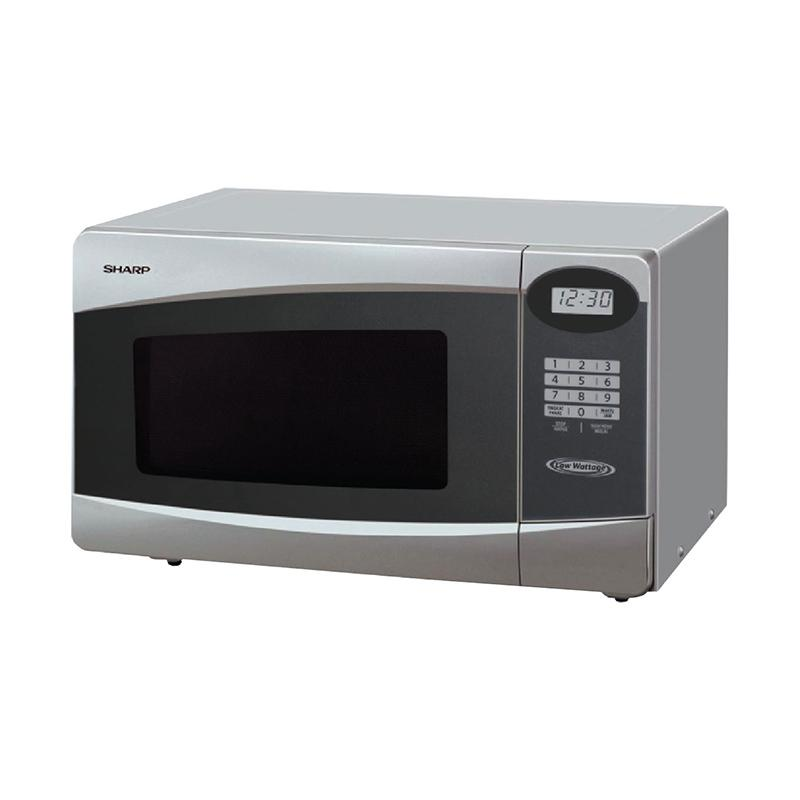 SHARP R-230R S Microwave - Silver