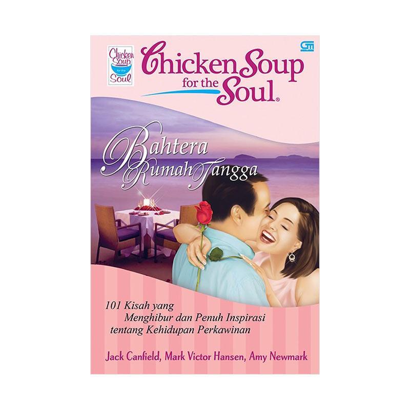 Gramedia Pustaka Utama Chicken Soup For The Soul by Jack Canfield, dkk. Buku Novel