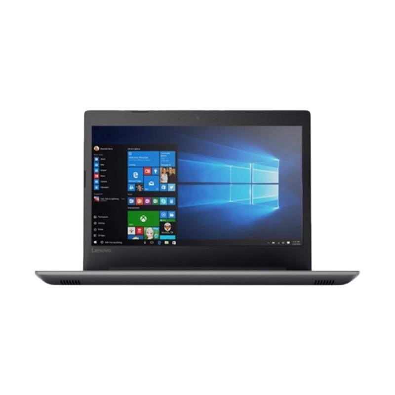 harga Lenovo IP320 80XK01-1TiD Notebook - Black [14-i5-7200U/ 4GB/ 1TB/ GeForce 920MX 2GB/ W10 Home] Blibli.com