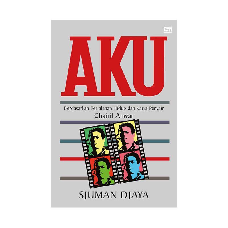 Gramedia Pustaka Utama AKU by Sjuman Djaya Novel