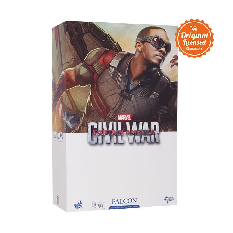 harga Hot Toys 211 Falcon Civil War Action Figure Blibli.com