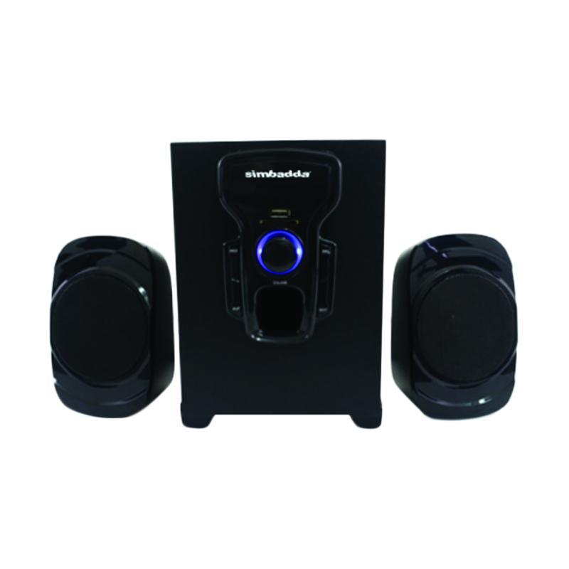 harga Simbadda CST 2000N+ Speaker Aktif Blibli.com