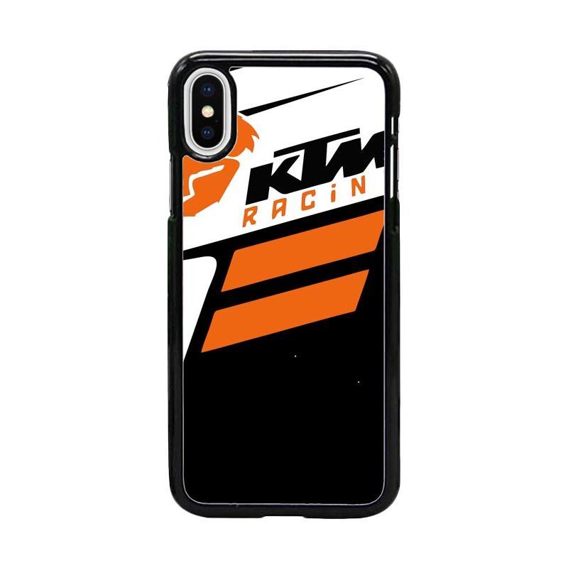 Acc Hp KTM Duke 200 W5024 Custom Casing for iPhone X