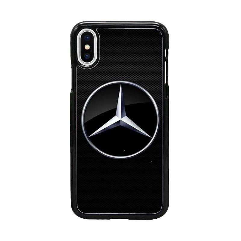 Acc Hp Mercedes Benz Logo W4926 Custom Casing for iPhone X