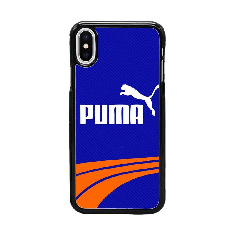 Acc Hp Puma Fashions Shoes W5010 Custom Casing for iPhone X