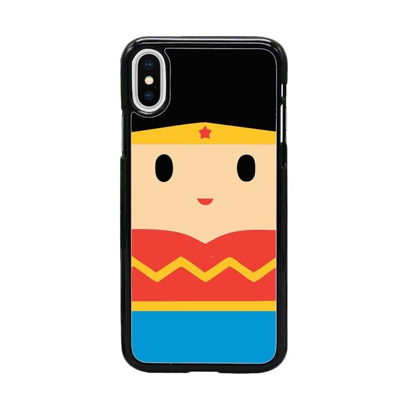 Acc Hp Wonder Woman W5069 Custom Casing for iPhone X