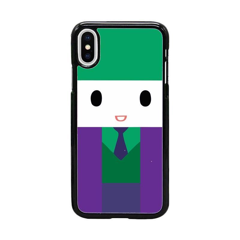 Acc Hp Joker the Dark Knight W5045 Custom Casing for iPhone X