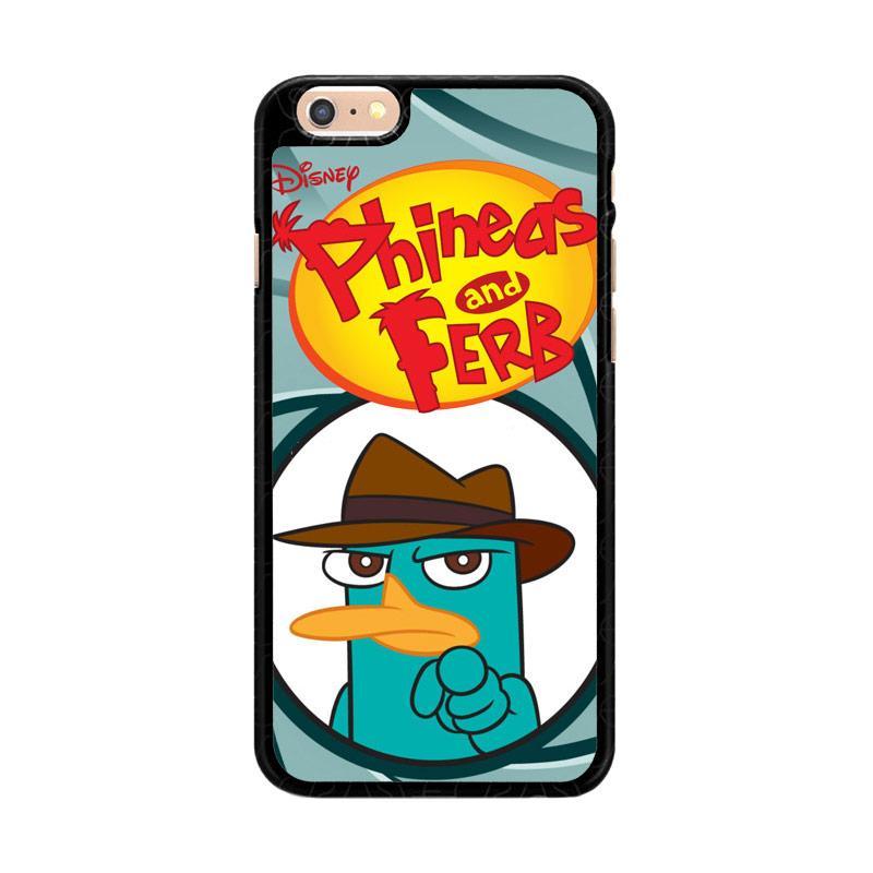 harga Flazzstore Perry Platypus W3175 Premium Casing for iPhone 6 Plus or 6S Plus Blibli.com
