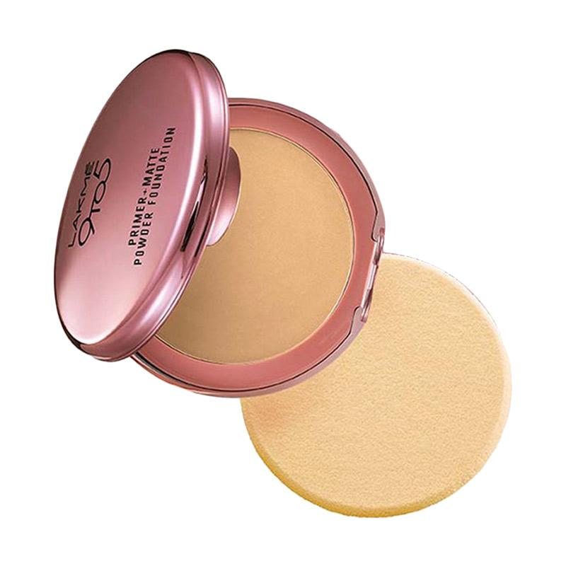 Lakme 9to5 Reinvent Primer Matte Powder Foundation Compact Ivory Cream