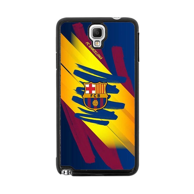 harga Cococase FC Barcelona Logo X6008 Casing for Samsung Galaxy Note 3 Neo Blibli.com