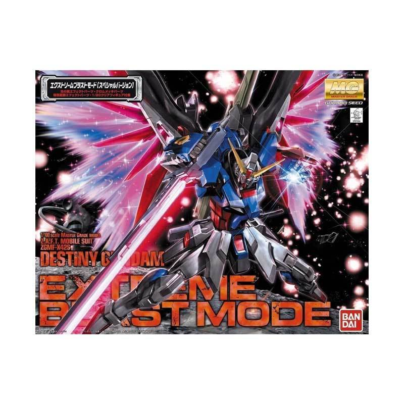 Bandai MG 1 100 Destiny Gundam Special Edition Model Kit 1 100