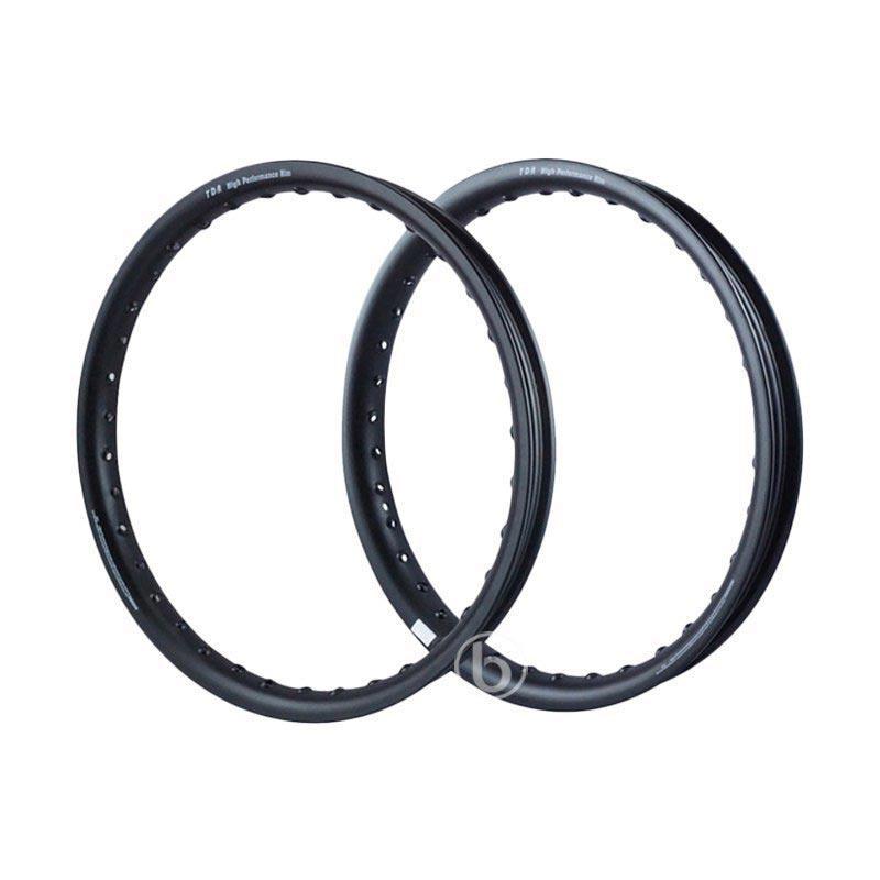 harga TDR Velg Rim Jari - jari U Shape for Xeon 125 - Hitam [140/160/ Ring 14] Blibli.com