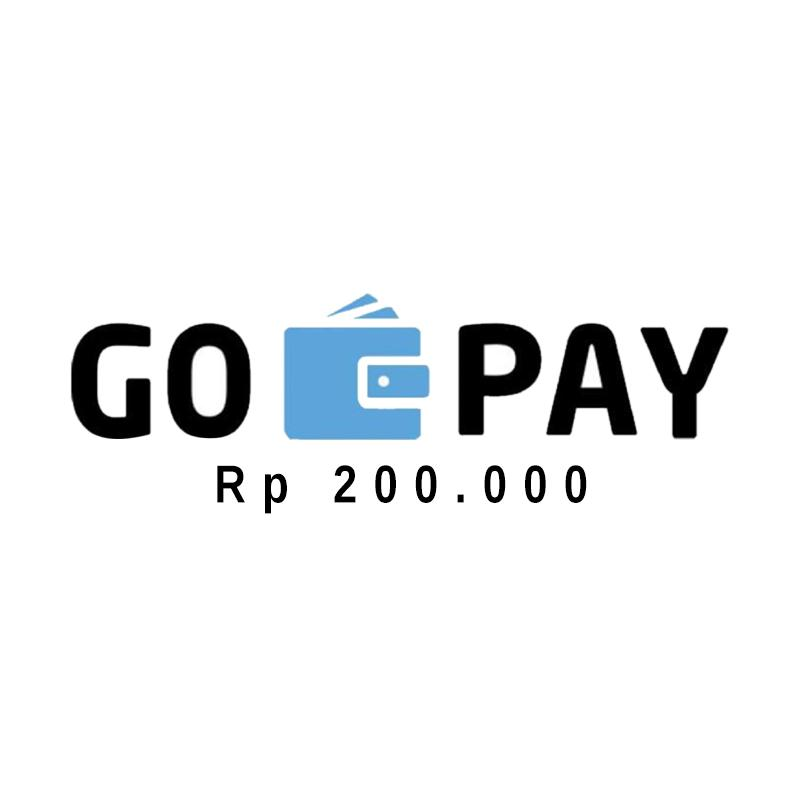 Jual Top Up Gopay Gojek Rp 200 000 Online November 2020 Blibli