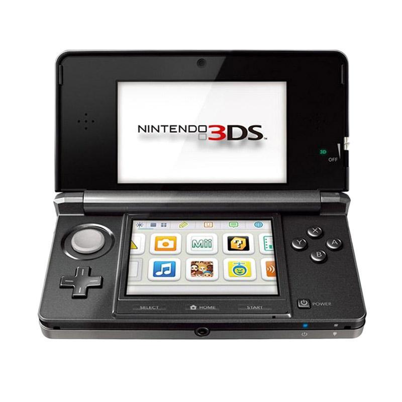 harga Nintendo 3DS by GoPayLess Free 5 Games - Random [Pre-Owned] Blibli.com