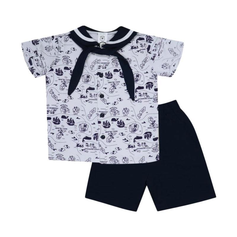 harga MacBear Sailor Island Kids Setelan Baju Anak Blibli.com
