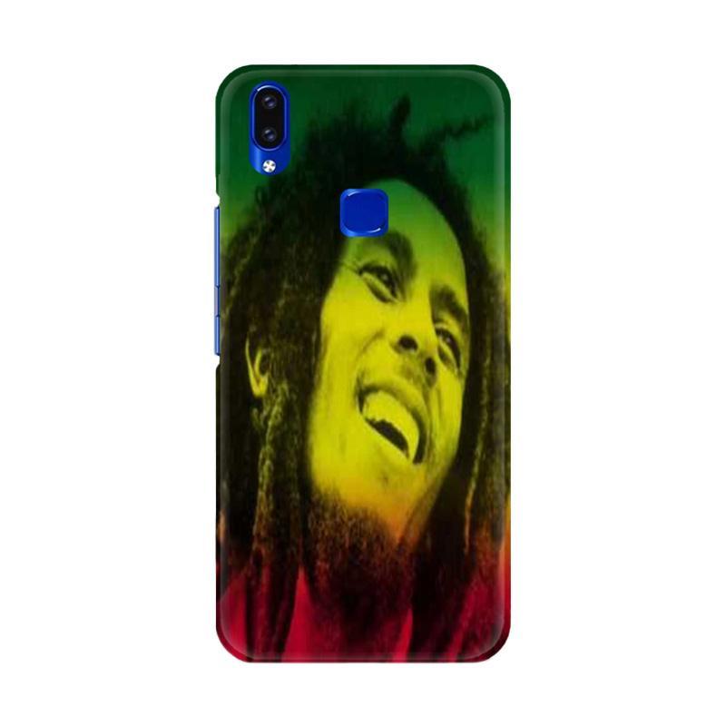 harga Flazzstore Reggae Legend Bob Marley Rasta V1650 Premium Casing for VIVO V9 Blibli.com