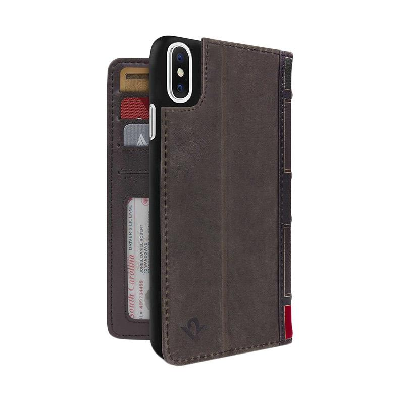 Twelve South BookBook 3 in 1 Leather Wallet Casing