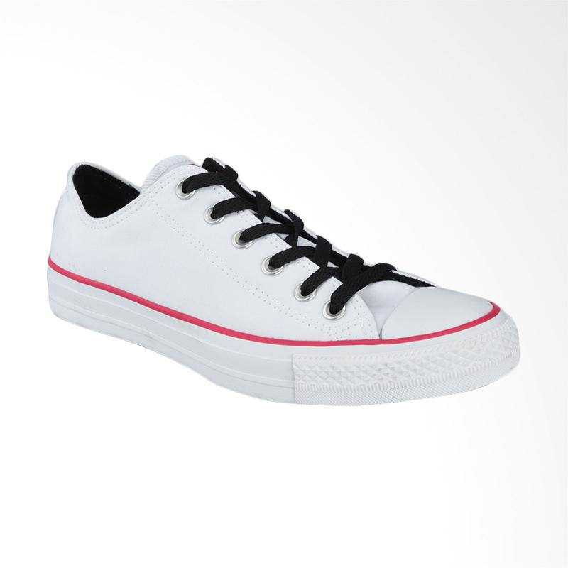 Converse Chuck Taylor All Star Optical Sneakers Shoes White CON161424C