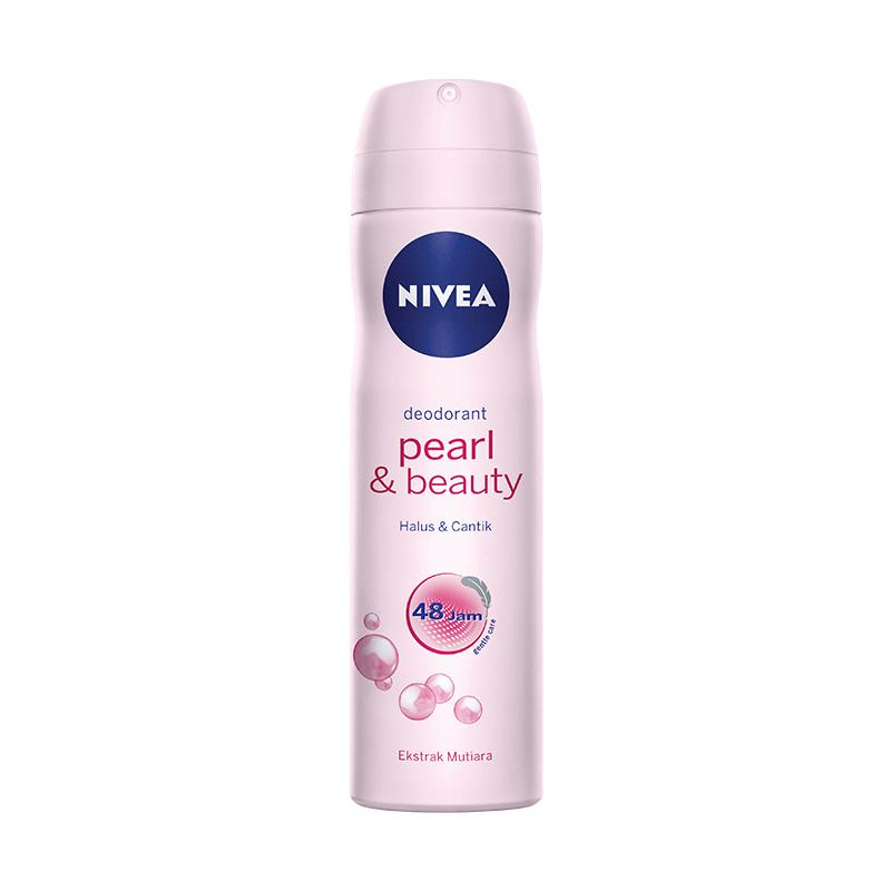 Nivea Pearl Beauty Anti Perspirant Deodorant Spray