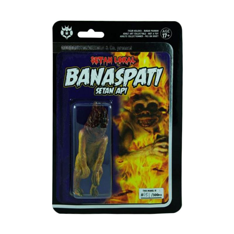 Pre Order Good Guys Never Win Banaspati Action Figure
