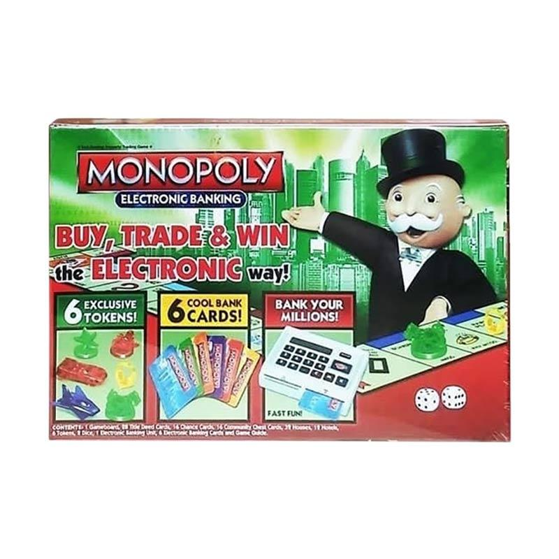 Superior Toys Electronic Banking Monopoly