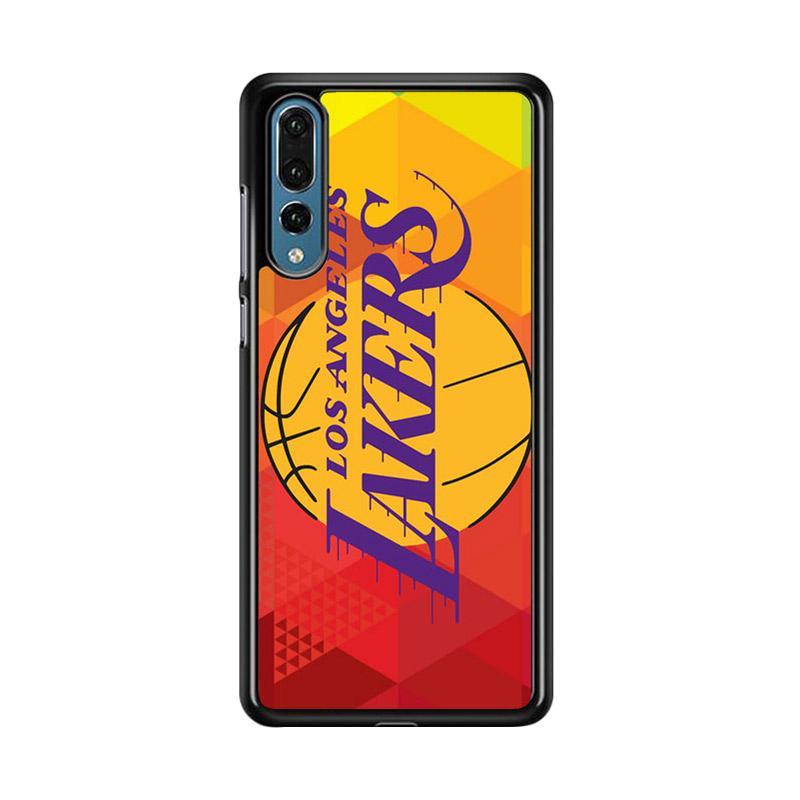 Jual Flazzstore La Lakers Basketball Team Logo Z2991 Premium Casing For Huawei P20 Pro Online Oktober 2020 Blibli Com