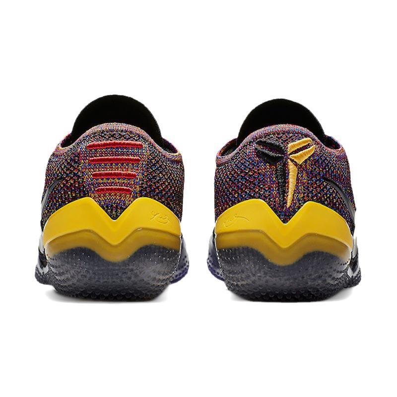 d2169eb0d296 Jual NIKE Kobe A.D. NXT 360 Sepatu Basket Pria - Black Multicolor Online -  Harga   Kualitas Terjamin