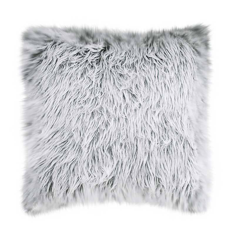 Glerry co Husky Fur Cushion Aksen Dekorative